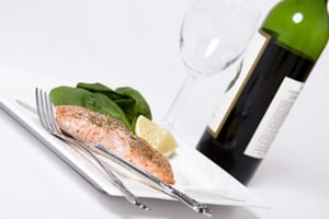 Pairing Red Wine with Fish