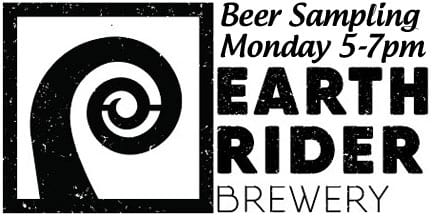 Earth Rider Brewery Sampling