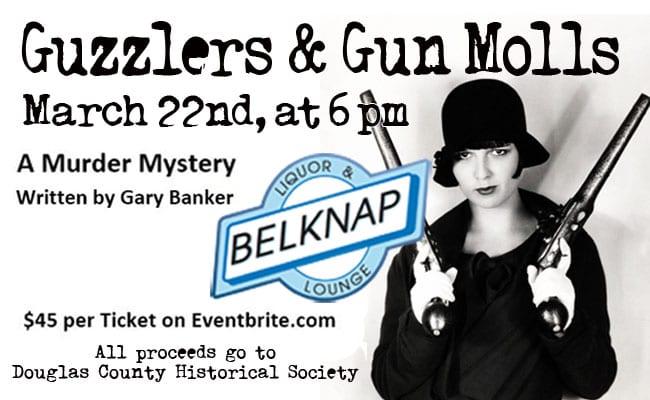 Guzzlers & Gun Molls   Belknap Lounge