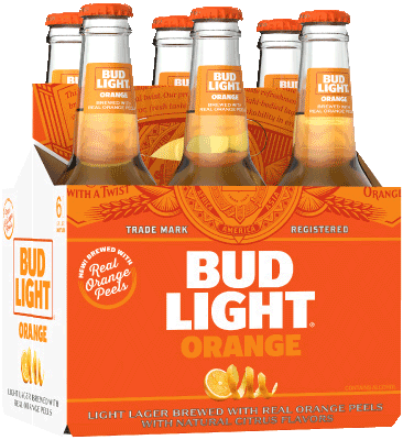 Bud Light Orange is now available in six packs at Belknap Liquor in Superior Wisconsin