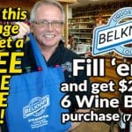 Get a FREE Wine Tote & Save Money!