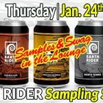 Earth Rider Sampling Session