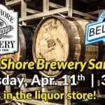 South Shore Brewery Sampling